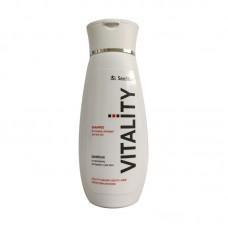 Шампоан за суха, третирана и изтощена коса Vitality - 200 мл.