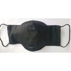 Предпазна маска за лице - 1 бр. с 1бр. филтър с активен въглен